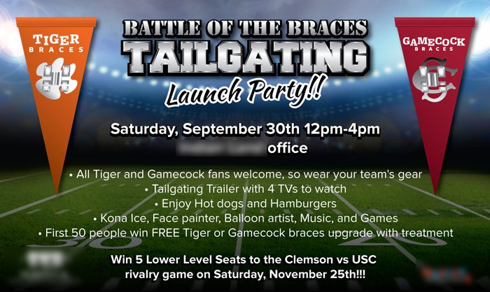 Facebook Post - Tailgating