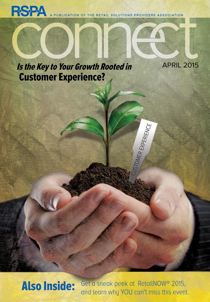 April 2015 Magazine Cover