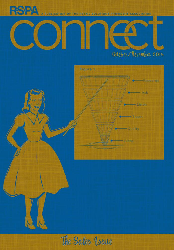 October 2015 Magazine Cover